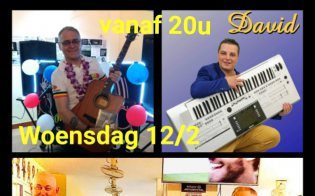 2de Vlaamse muziek party at Harry's Place