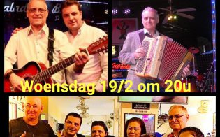 3de Vlaamse muziek party at Harry's Place